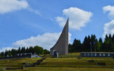 Besichtigung des ehemaligen Konzentrationslagers Natzweiler-Struthof