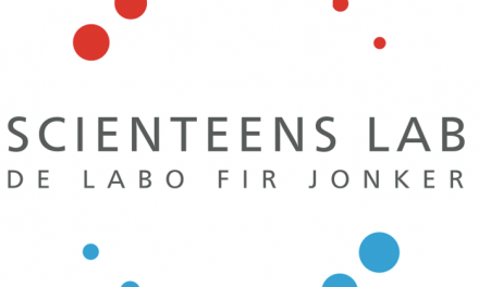 Méckelabo goes 'Scienteens Lab'