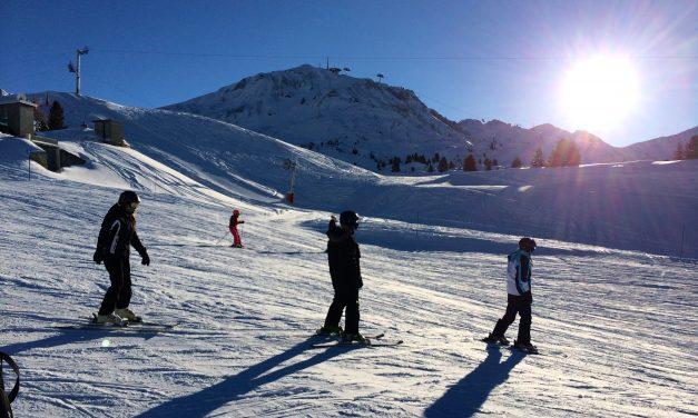 Skistage La Plagne